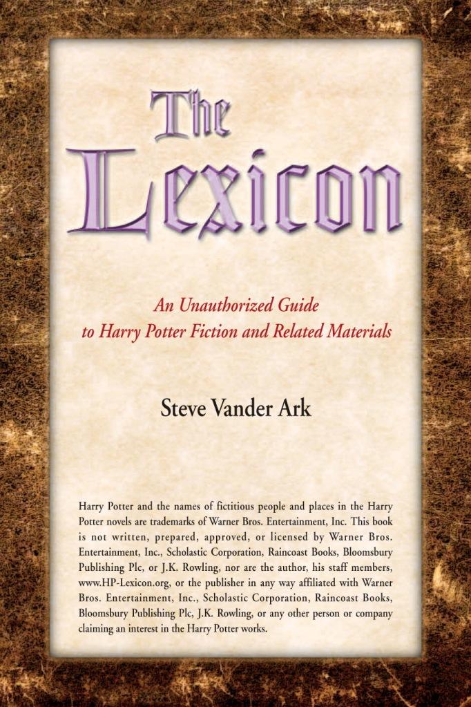 The Lexicon - Steve Vander Ark