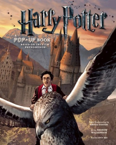Harry Potter: A Pop-Up Book: Based on the Film Phenomenon