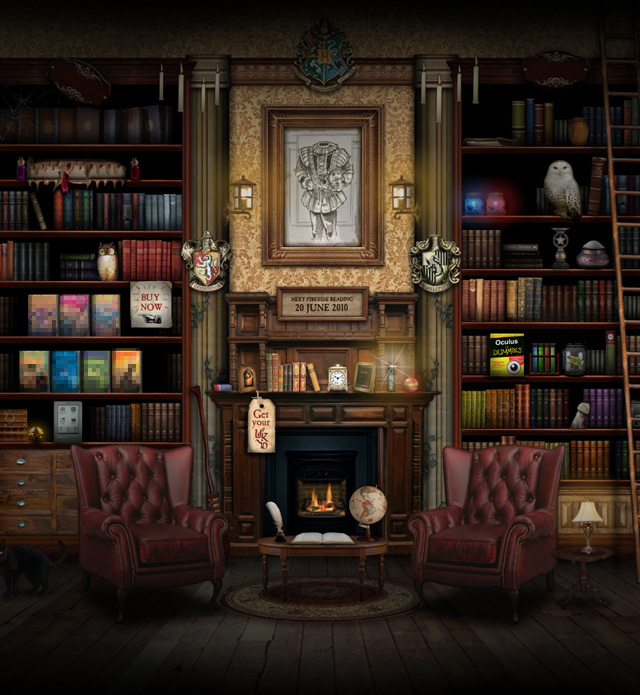 Pottermore preview harry potter reviews Sala pranzo harry potter